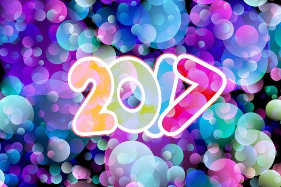 Zeitkraft Ausblick auf 2017. Blick zurück und nach vorne: das bringt uns das Neue Jahr 2017. Zeitarbeitstrends.