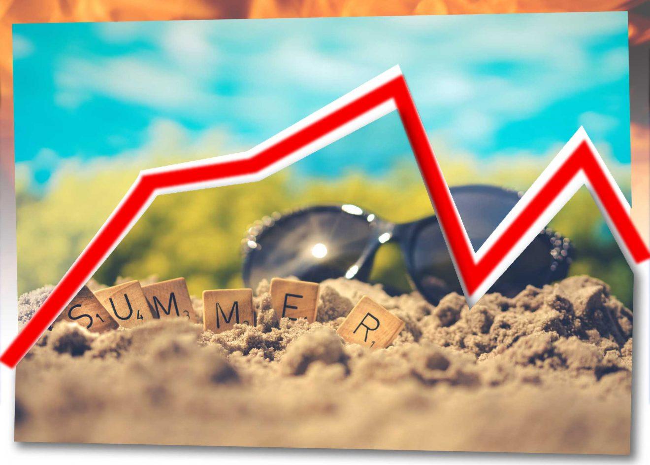sommer 2019: auf, ab, seitwärts oder rolle rückwärts?